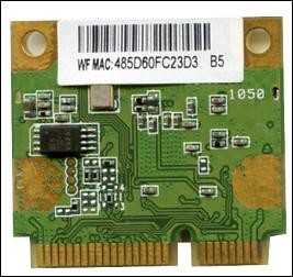 Адаптер Mini PCI-E WiFi b/g/n & Bluetooth 3.0, другое фото